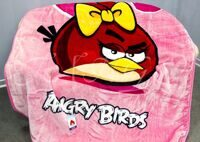 Плед Angry Birds