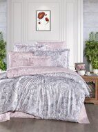 КПБ DO&CO Сатин  жаккард  EXCLUSIVE 200*220 (50*70/2) (70*70/2) 250TC SHARON